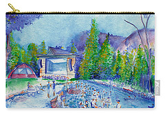 Planet Bluegrass Lyons Colorado Carry-all Pouch