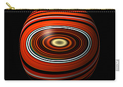 Planet Eye Carry-all Pouch by Thibault Toussaint