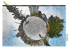 Planet Gelderseplein Rotterdam Carry-all Pouch by Frans Blok