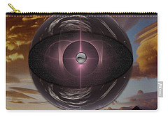 Planetoid Carry-all Pouch