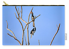 Play Time Hornbills Carry-all Pouch