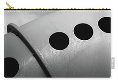 Carry-all Pouch featuring the photograph Playground Bridge by Richard Rizzo