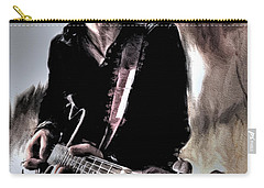 Playin' Grunge Carry-all Pouch by Pennie  McCracken