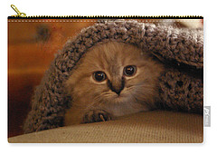 Playing Peek-a-boo Carry-all Pouch
