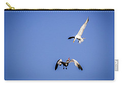 Playing Terns Carry-all Pouch