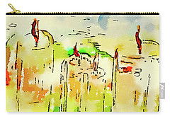 Playing With Colours Carry-all Pouch