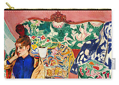 Playing With Henri Matisse Carry-all Pouch