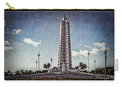 Plaza De La Revolucion Carry-all Pouch