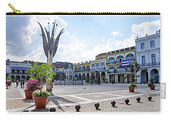 Plaza Vieja Carry-all Pouch