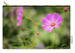Pleasant Summer Wild Flowers Carry-all Pouch