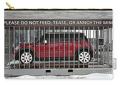 Please Do Not Feed Tease Or Annoy The Mini Carry-all Pouch