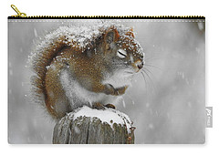 Please God Carry-all Pouch by Betty-Anne McDonald