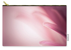 Pleasingly Pink Carry-all Pouch by Peter Scott