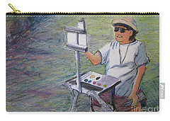 Plein-air Painter Bj Carry-all Pouch