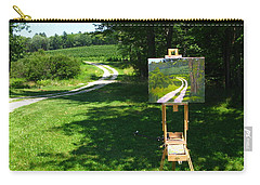 Plein Air Painter's Studio Carry-all Pouch