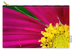 Plink Flower Closeup Carry-all Pouch