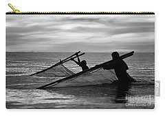 Plowing The Sea - Thailand Carry-all Pouch