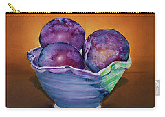 Plum Assignment Carry-all Pouch