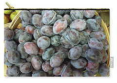 Plum Delicious Carry-all Pouch