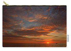 Plum Island Sunrise Carry-all Pouch