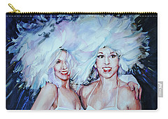 Plumage Carry-all Pouch by P Anthony Visco