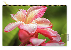Plumeria 13 Carry-all Pouch