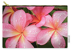 Plumeria 14 Carry-all Pouch