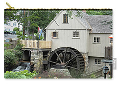 Plymouth Grist Mill Carry-all Pouch