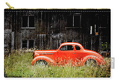 Plymouth Hot Rod Carry-all Pouch by Joel Witmeyer
