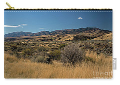 Pocatello Area Of South Idaho Carry-all Pouch by Cindy Murphy - NightVisions