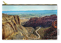 Pocket Size Grand Canyon Carry-all Pouch