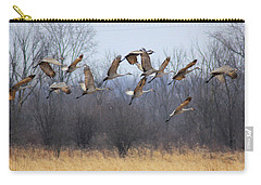 Poetry In Motion Carry-all Pouch