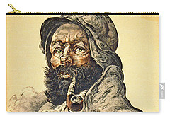 Poilu 1916 Carry-all Pouch by Padre Art