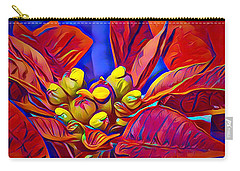 Poinsettia Closeup Carry-all Pouch