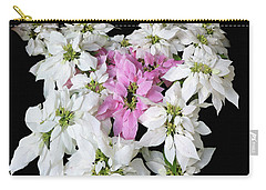 Poinsettia Display Carry-all Pouch