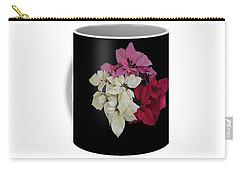 Poinsettia Tricolor Mug  Carry-all Pouch