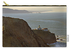 Point Bonita Lighthouse In San Francisco Carry-all Pouch