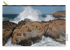 Point Lobos' Concretions Carry-all Pouch