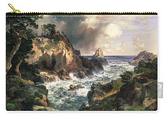 Point Lobos Monterey California Carry-all Pouch