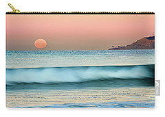 Point Loma Moonset Carry-all Pouch