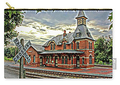 Point Of Rocks Train Station Carry-all Pouch