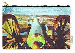 Point Park Cannon Carry-all Pouch