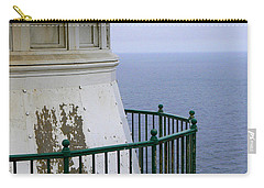 Point Reyes And The Pacific Ocean Carry-all Pouch