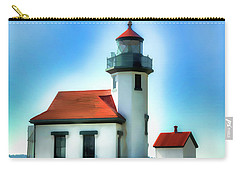 Point Robinson Lighthouse Carry-all Pouch