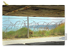 Pointe Du Hoc Bunker Carry-all Pouch