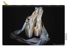 Pointe Shoes1 Carry-all Pouch