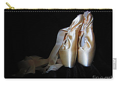 Pointe Shoes2 Carry-all Pouch