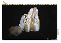Pointe Shoes3 Carry-all Pouch
