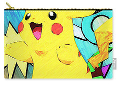 Pokemon - Pikachu Carry-all Pouch