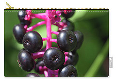Pokeweed Cluster Carry-all Pouch